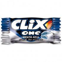 CLIX MENTA AZUL - 200 UNIDADES