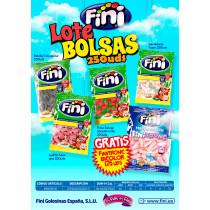 LOTE FINI 4 BOLSAS + 1 FINITRONC DE REGALO